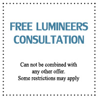free lumineers consultation offer